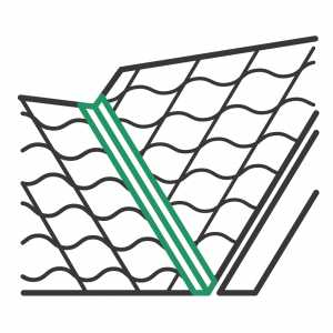 Roof Valley Diagram